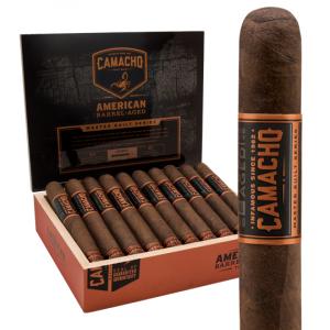 Camacho American Barrel-Aged