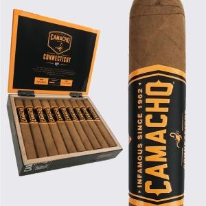 Camacho Connecticut Box Pressed