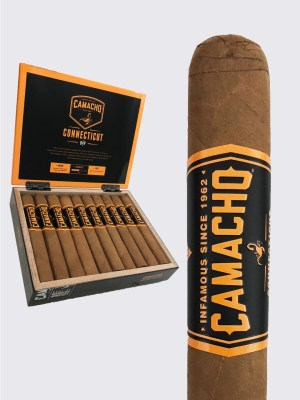 Camacho Connecticut Box Pressed