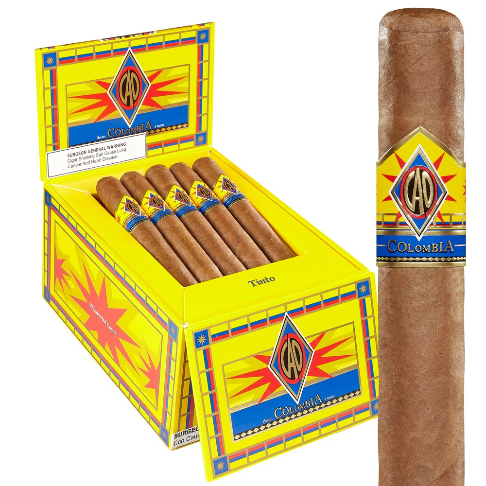 CAO World: Colombia
