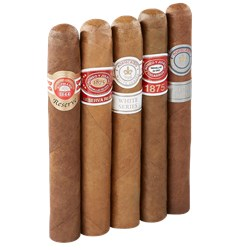 Altadis Dominican Lovers 5-Cigar Sampler