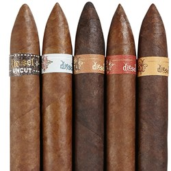 Diesel Unholy 5-Cigar Cocktail