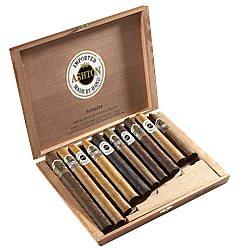Ashton 10-Cigar Sampler Box