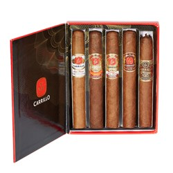 E.P. Carrillo Natural Toro Sampler