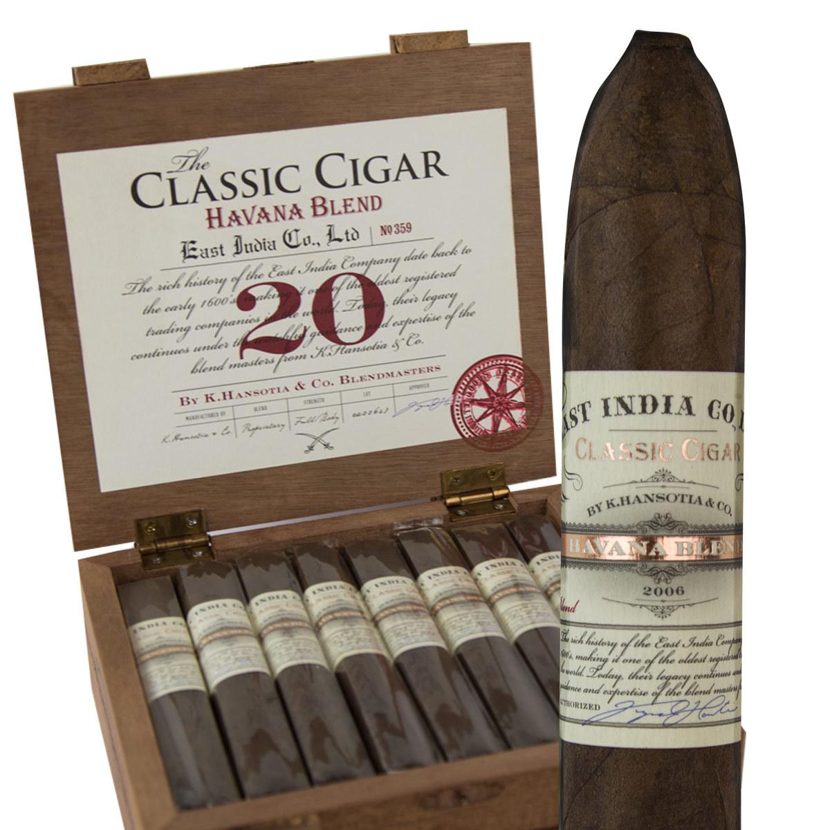 Gurkha- East India Trading Co. Classic Havana