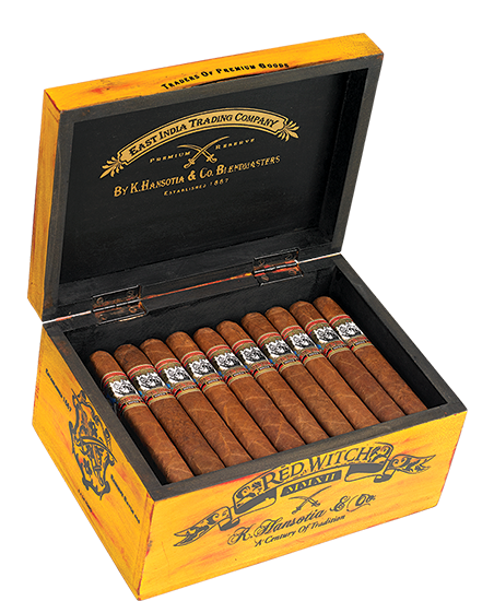 Gurkha- East India Trading Co. Red Witch