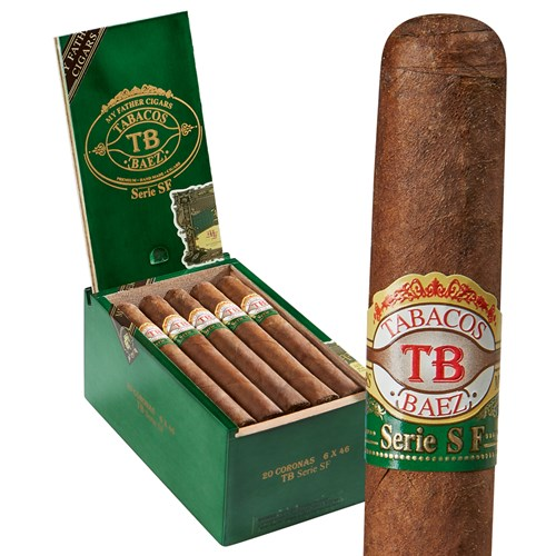 My Father Tabacos Baez Serie SF