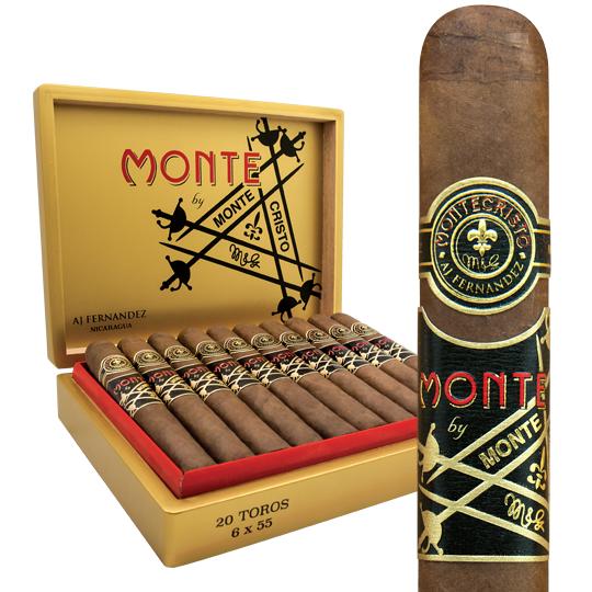 Montecristo Monte by AJ Fernandez