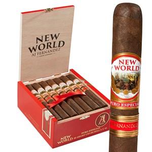 AJ Fernandez New World Puro Especial