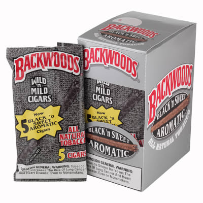 Backwoods Black and Sweet