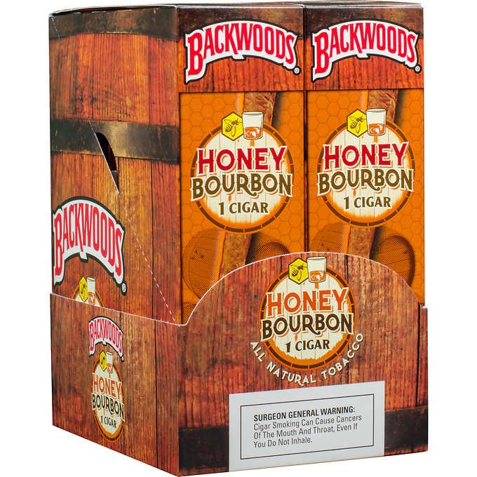 Backwood Bourbon Singles