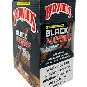 Backwoods Black Russian (8- 5 packs)