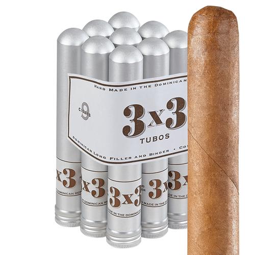 3X3 Tubos by Davidoff