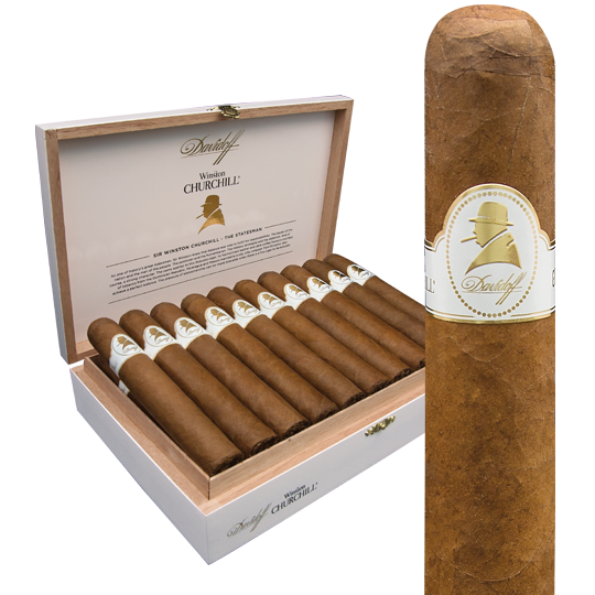 Winston Churchill by Davidoff
