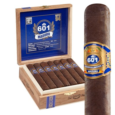 Espinosa 601 Blue Label Maduro