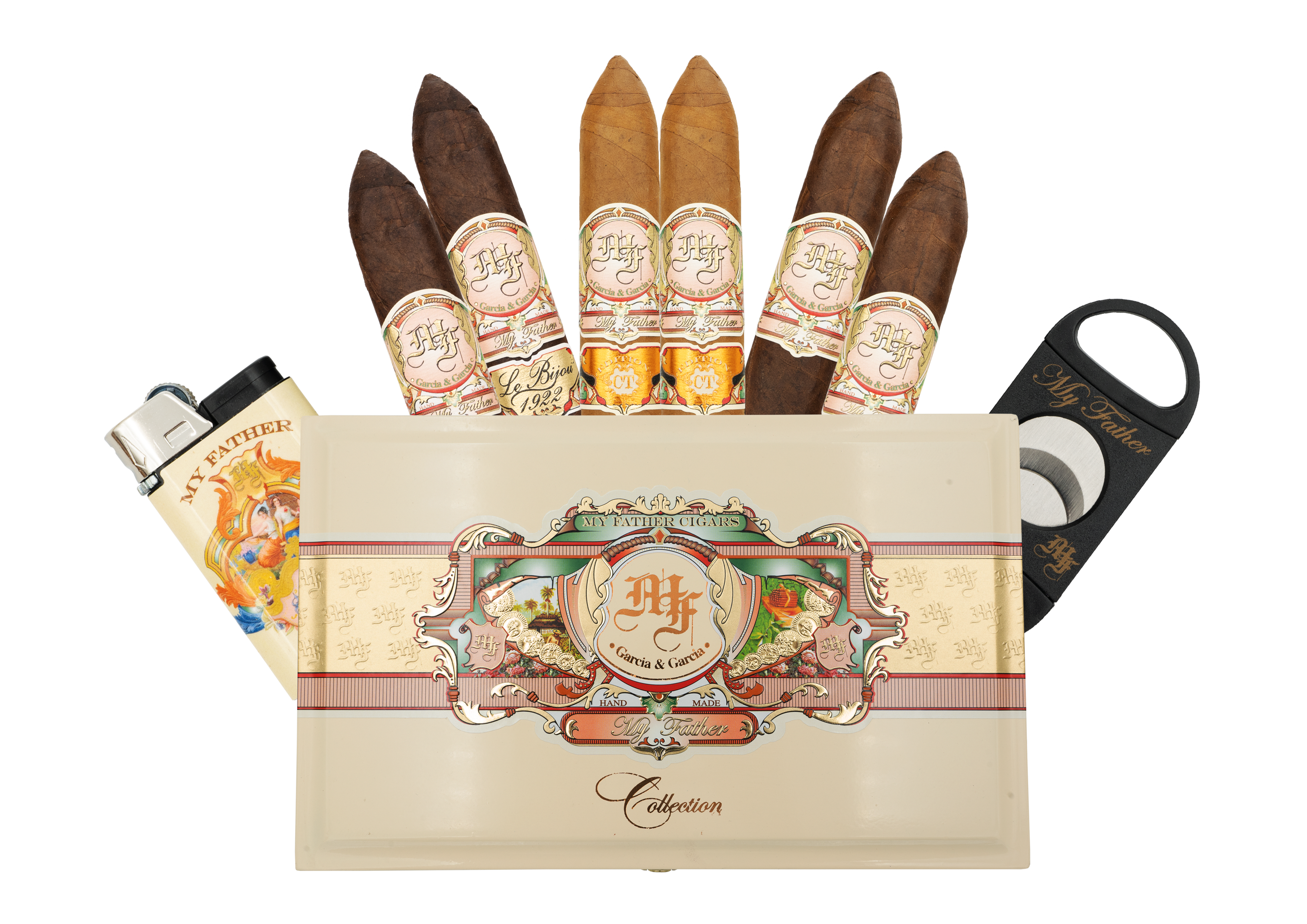 My Father belicoso sampler