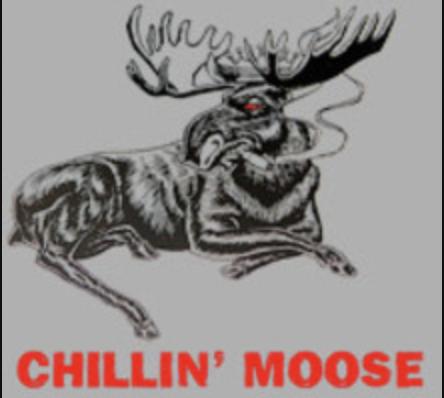 Chillin' Moose